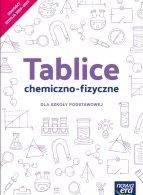Tablice chemiczno-fizyczne dla szkoły podstawowej