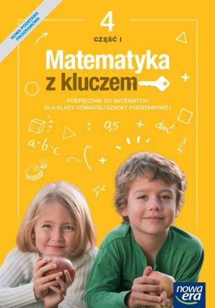 Matematyka z kluczem. Klasa 4, część 1.