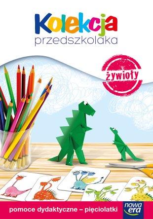 Kolekcja przedszkolaka. 5-latki. Pomoce dydaktyczne