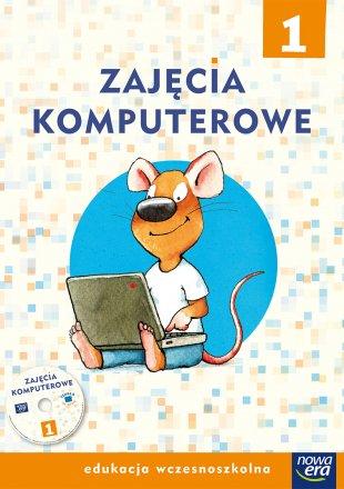 Zajęcia komputerowe z płytą CD-ROM. Klasa 1