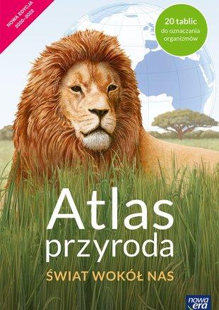 Atlas Przyroda. Świat wokół nas