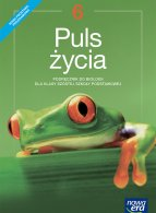 Podręcznik Puls życia dla klasy 6