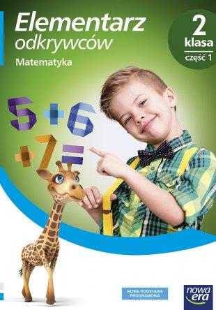 Elementarz odkrywców. Klasa 2, Edukacja matematyczna, część 1