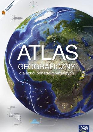 Atlas geograficzny dla szkół ponadgimnazjalnych