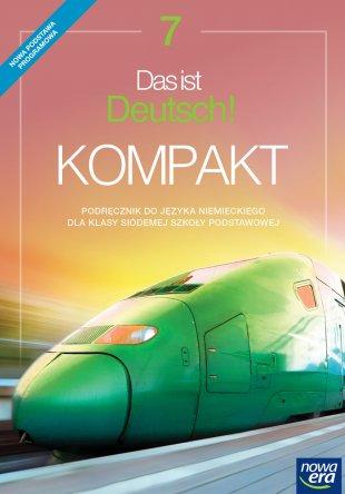 podręcznik klasa 7 języka niemieckiego