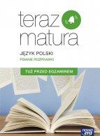 Teraz matura 2019. Język polski  Tuż przed egzaminem. Poziom podstawowy